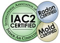 Anaheim home inspection IAC2 certified mold inspection radon inspection